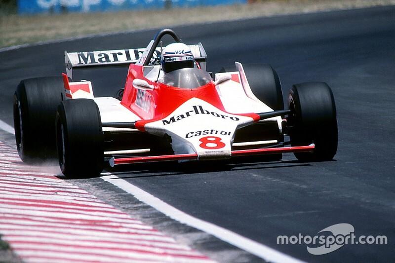 40 años del gran debut de Alain Prost en F1