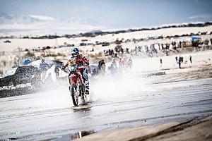 Dakar Nieuws Dakar 2018: dertiende etappe voor motoren en quads ingekort