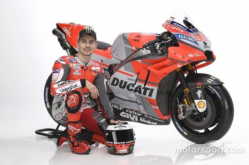 Galería: la nueva Ducati de Lorenzo y Dovizioso desde todos los ángulos