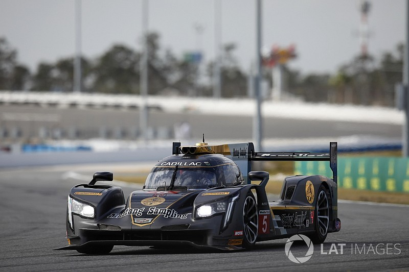 Rolex 24 Hour 2 Cadillac Dominates Early Exchanges