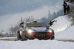WRC: látványos felvételek és pillanatok Monte Carlóból