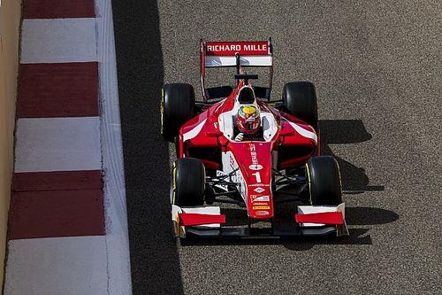 Abu Dhabi F2: Leclerc, F2'ye galibiyetle veda etti!