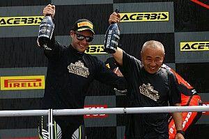 Rea renueva con Kawasaki para las dos próximas temporadas del WorldSBK