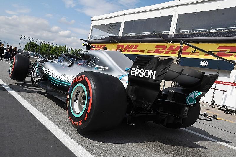 0.02 milliméteren bukott meg a Mercedes új hajtáslánca