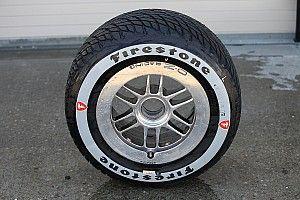 Firestone presenta una llanta nueva para lluvia en IndyCar
