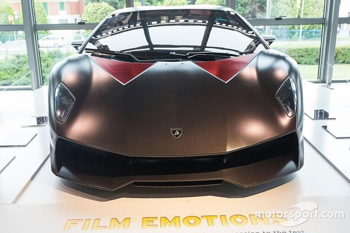 Los Lamborghini más famosos de la historia del cine