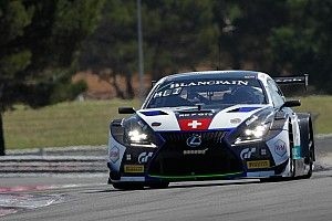 Lexus scores first Blancpain GT win with last lap pass
