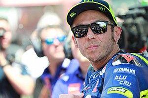 Podium beruntun, Rossi: Ini belum cukup