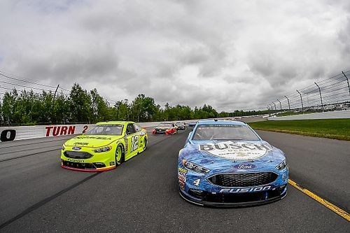 """Kevin Harvick: Loss of track position """"did us in"""""""