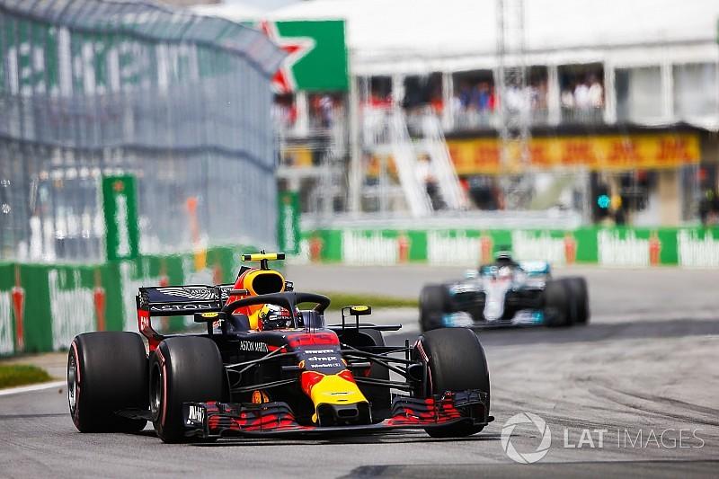 """Un podium et un """"week-end propre"""" pour Verstappen!"""