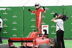 """Arrivabene: """"Ferrari tiene un gran automóvil conducido por un gran piloto"""""""