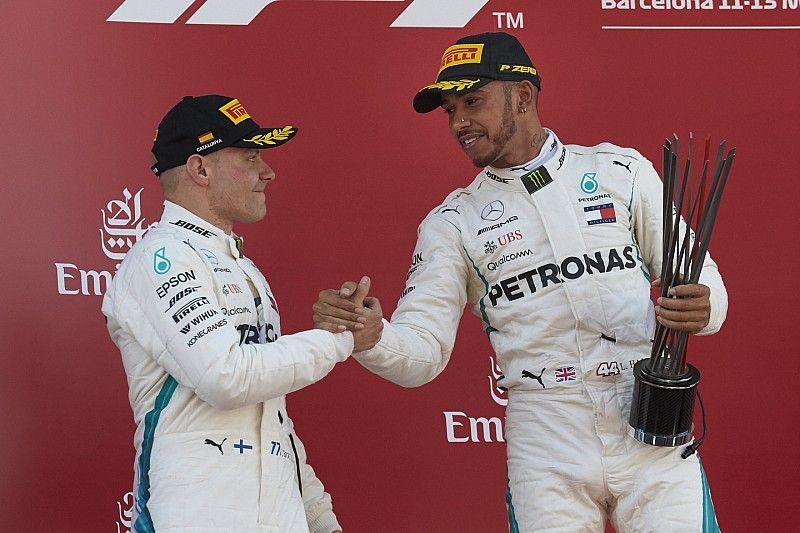 """Niki Lauda garantiert: """"Hamilton und Bottas fahren 2019 im Mercedes"""""""