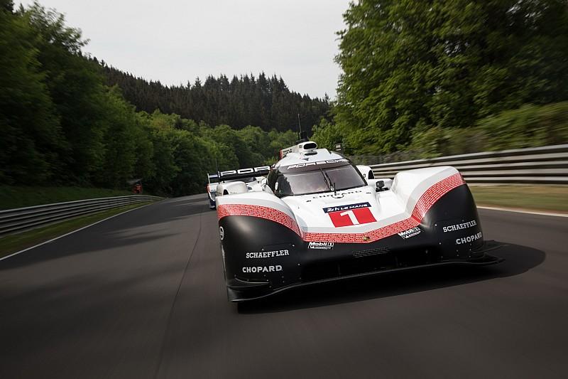 Streckenrekord soll fallen: Porsche jagt über die Nordschleife