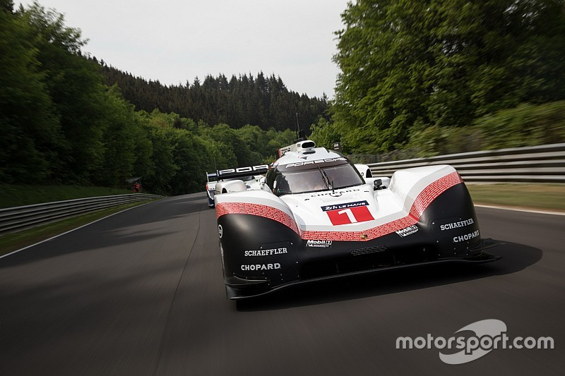 VÍDEO: Porsche 919 tenta recorde do Nürburgring Nordschleife