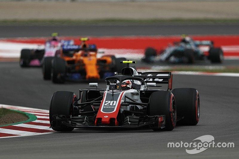 Magnussen: Yedincilik Haas için pole pozisyonu gibi