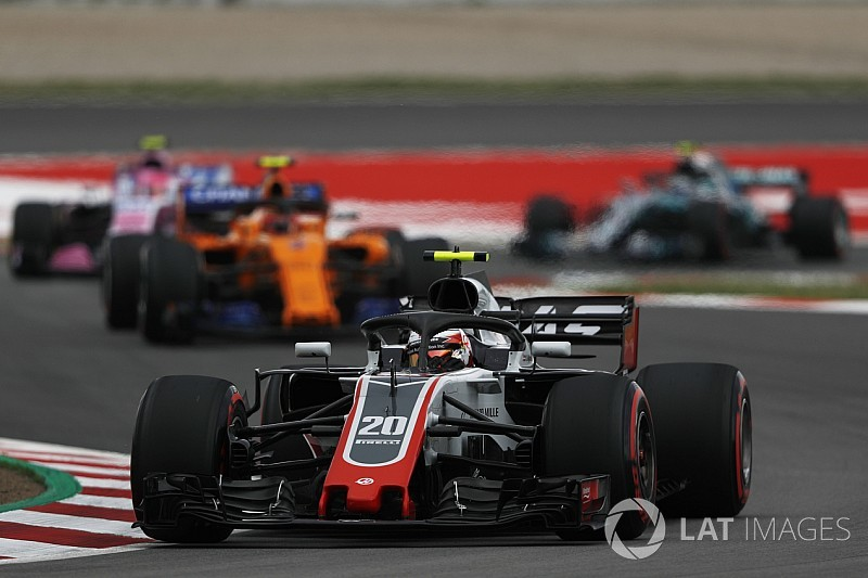 Spanish GP: Starting grid in pictures