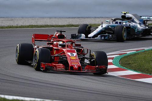 Bottas: Mercedes foi mais reativa e inteligente que a Ferrari