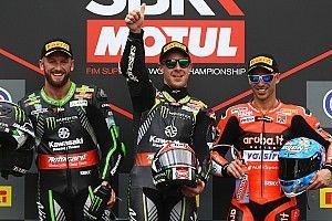 Imola WSBK: Rea takes dominant Race 1 win
