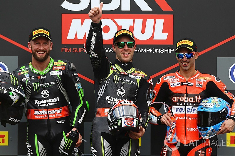 Imola WSBK: Rea takes dominant Race 1 win