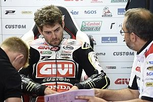 Crutchlow membuat marah dokter MotoGP