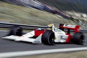 La McLaren MP4/4 de 1988 désignée F1 favorite des fans