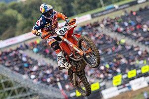 Motocross of Nations: Nederland traint sterk maar loot matig