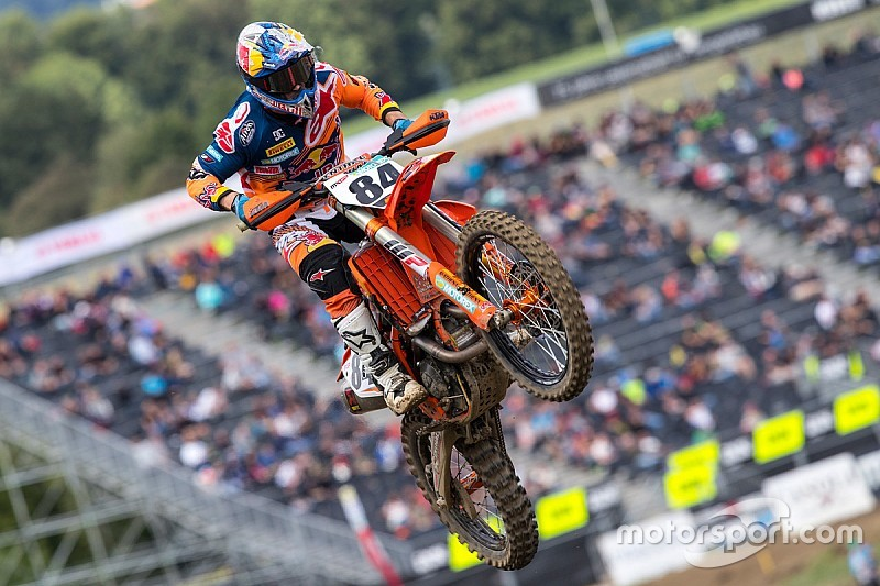 MXGP Frauenfeld: Herlings zegeviert in GP van Zwitserland