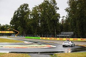 جي بي 3: تأجيل السباق الأوّل ليوم الأحد وإلغاء السباق الثاني بسبب سوء الأحوال الجويّة