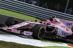 Delusione Force India che avrà un solo motore 4 a Singapore