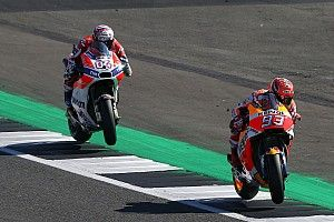 Marquez-Dovizioso yakin persaingan gelar masih terbuka