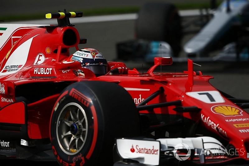 Räikkönen sajnálja, hogy katasztrofálisan alakult az időmérő