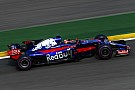 Kvyat says Toro Rosso development slower than expected