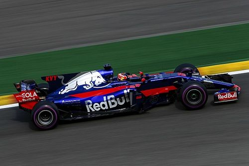 Para Kvyat, desenvolvimento da Toro Rosso está muito lento
