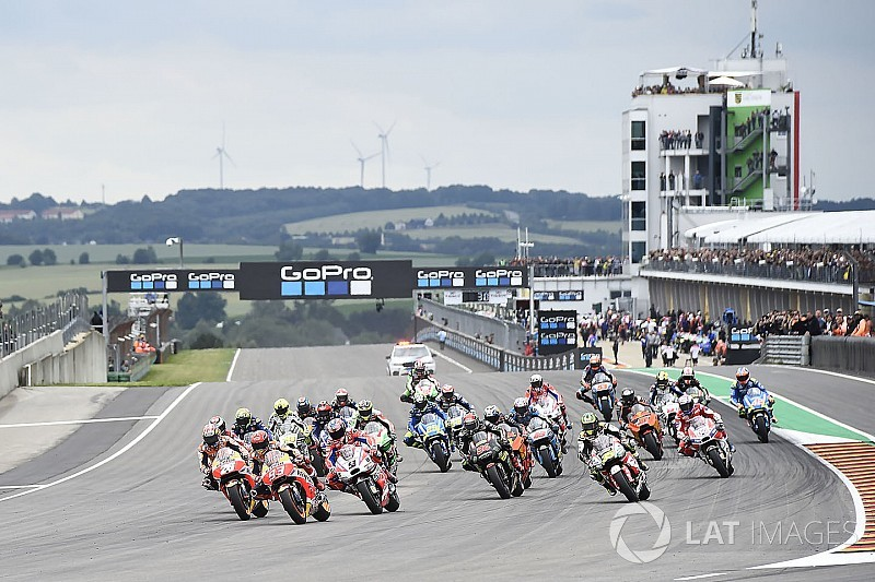"MotoGP losing Sachsenring would be ""a shame"", say riders"