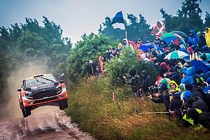WRC News Feuerwehrauto auf der Strecke: WRC-Rallye Polen vor dem Aus?
