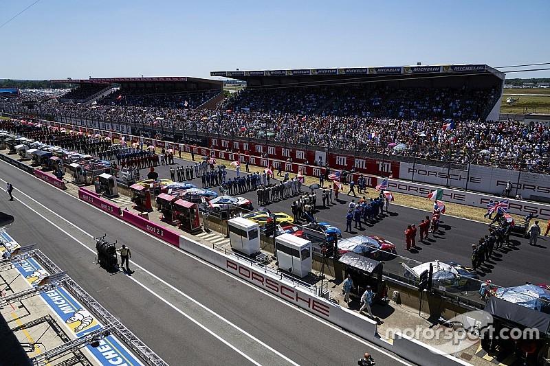 La liste complète des engagés au Mans et en WEC