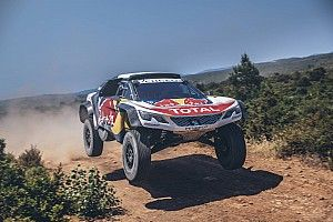 """Lavigne: """"El retiro de Peugeot del Dakar es normal"""""""