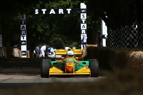 Képek Goodwoodból: régi F1-es gépek és további csodák