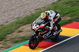 Sachsenring Moto3: Mahindra returns to points with Bezzecchi