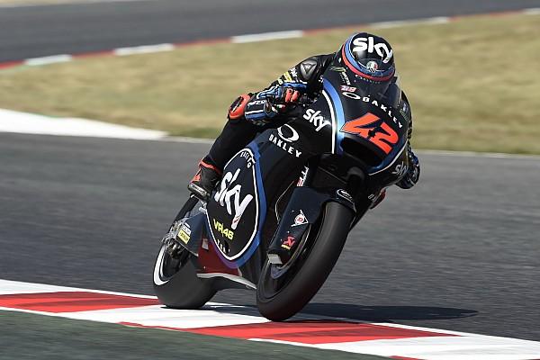 Moto2-team Rossi verlengt contract met Bagnaia