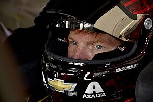 Dale Jr. takes blame for race-ending transmission issue