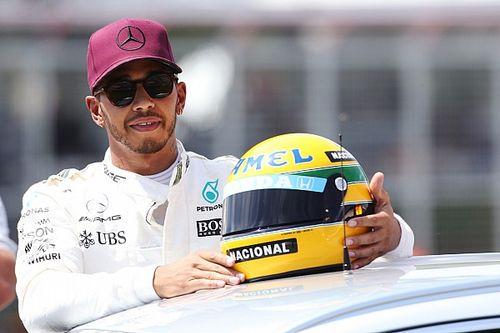 """Webber : Hamilton est """"le meilleur depuis Senna"""" en qualifs"""