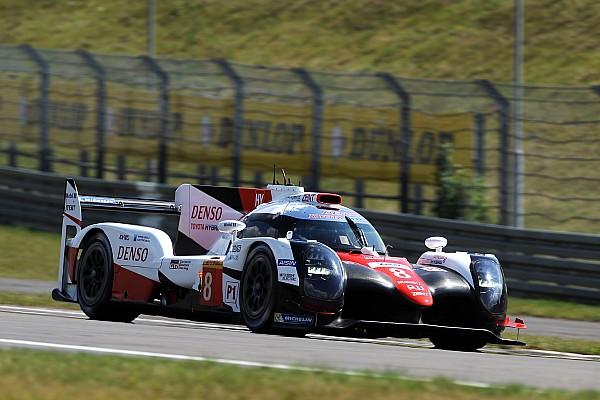 WEC Важливі новини Toyota зберігає шанси на титул у WEC, незважаючи на поразку у Нюрбургинзі