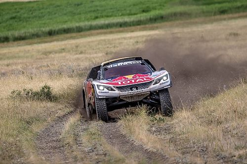 Silk Way Rally: Peterhansel and Nikolaev, victories good for the moral