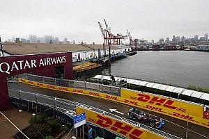 Formule E New York: Lynn voert een-twee Virgin aan in eerste training