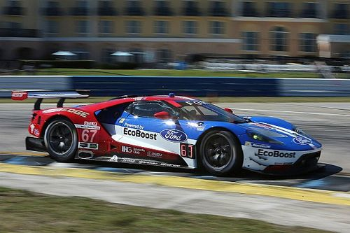 Richard Westbrook: Sebring final lap battle ended podium fightback