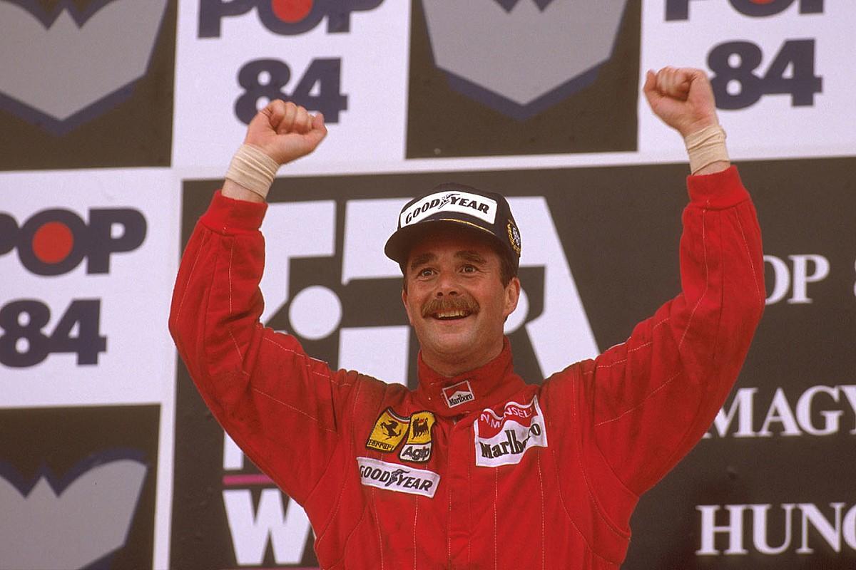 Mansell completa 66 anos; relembre carreira daquele que bateu de frente com Piquet e Senna na F1