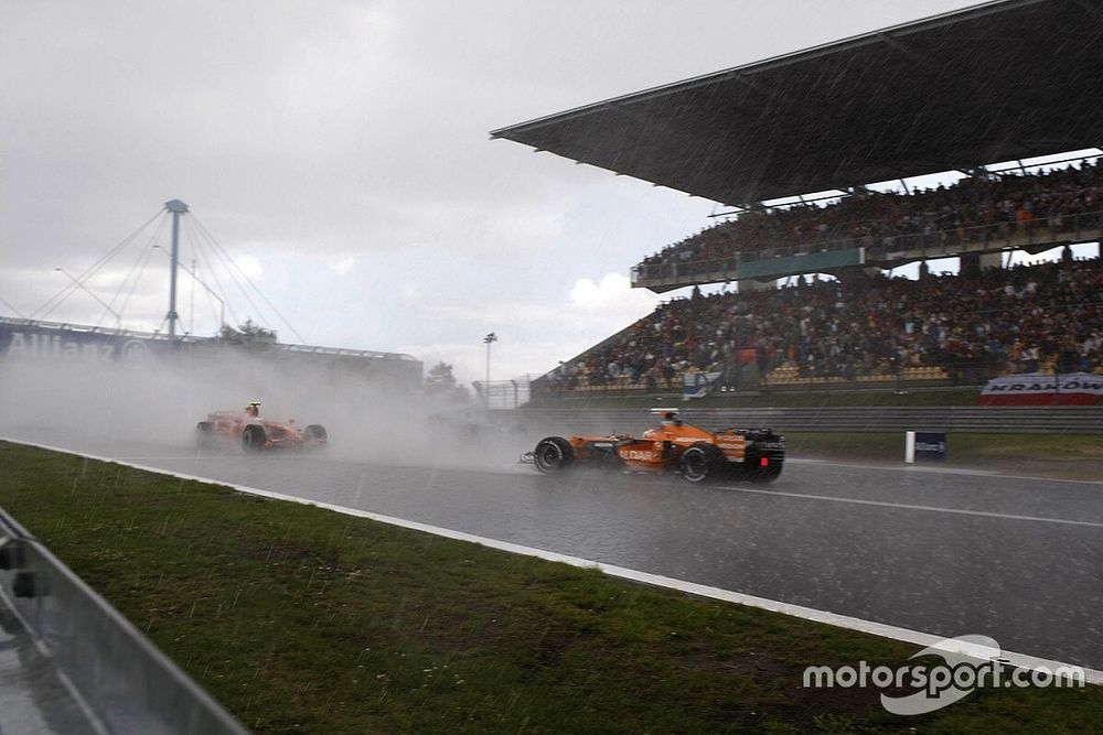 De Formule 1 keert terug naar heilige grond: de Nürburgring