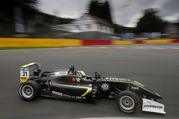 F3 Spa-Francorchamps: Norris scoort ook pole voor tweede en derde race