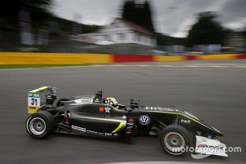 Norris e Habsburg vencem em Spa-Francorchamps; Piquet é 10º